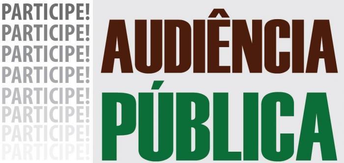 Resultado de imagem para Audiência Pública